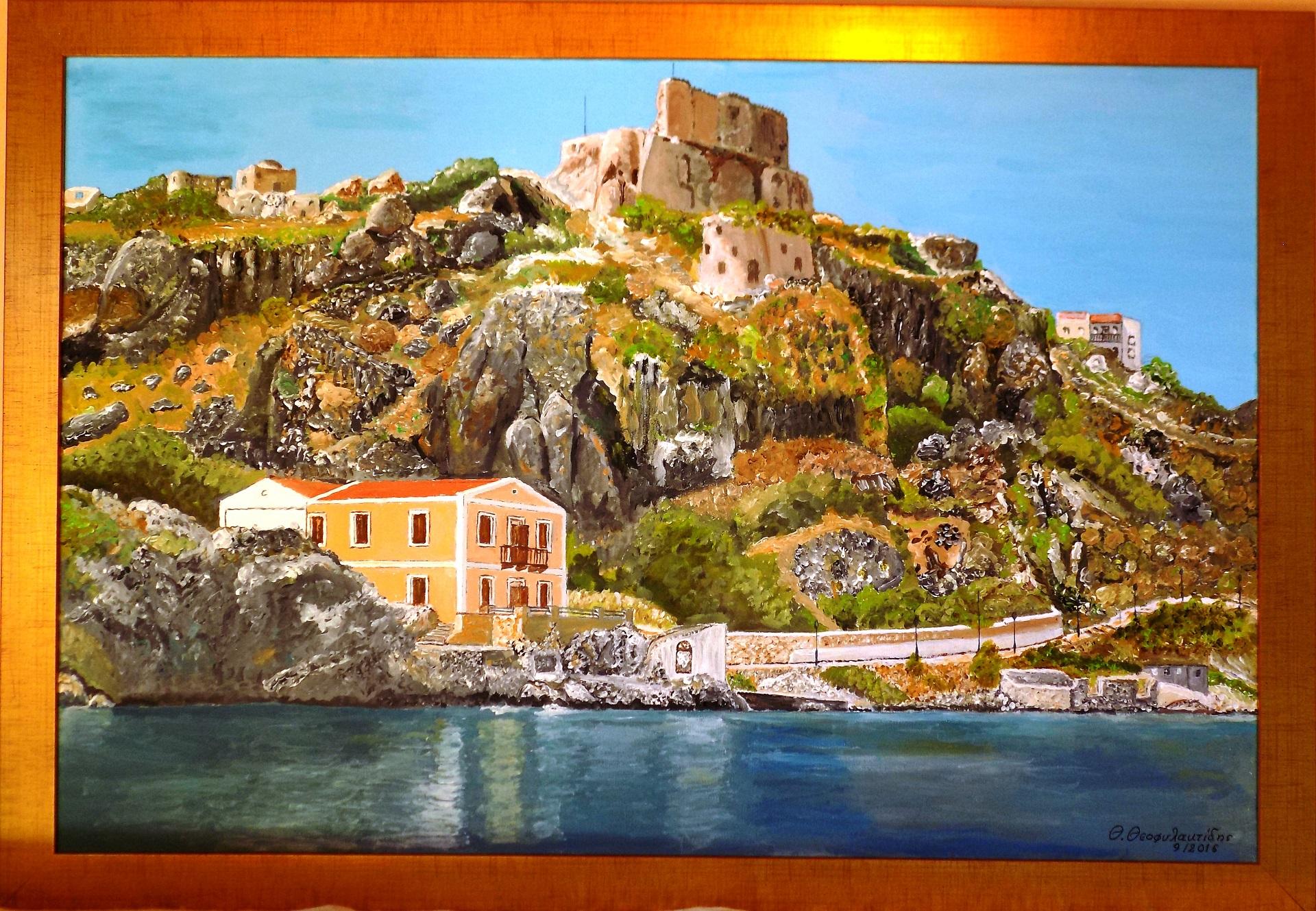 Agnanti Studios appartamenti tradizionali Kastellorizo, Dodecaneso, Egeo, Grecia